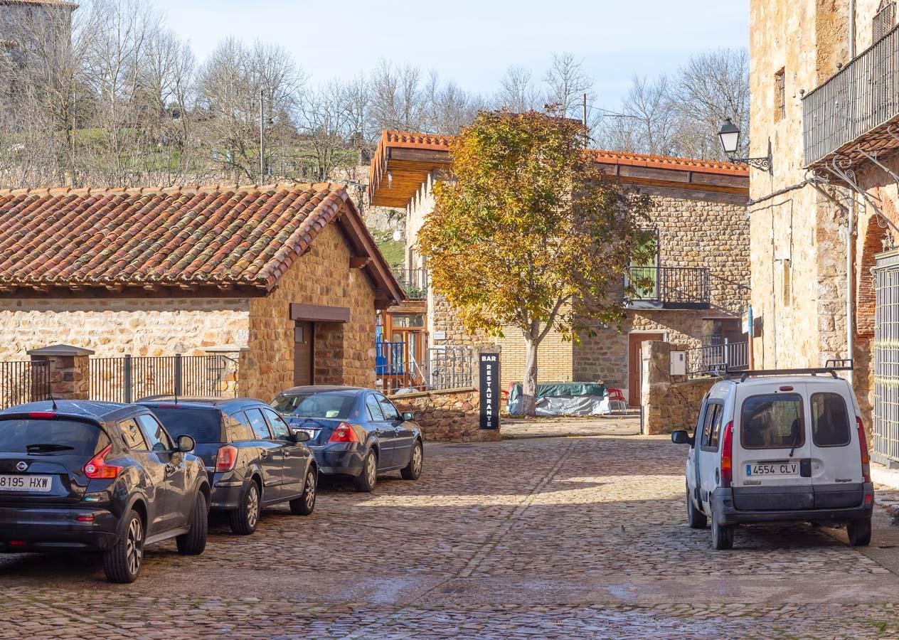 Bar del pueblo de Lumbreras